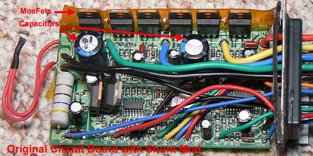 72 Volt Mods For Xb 500